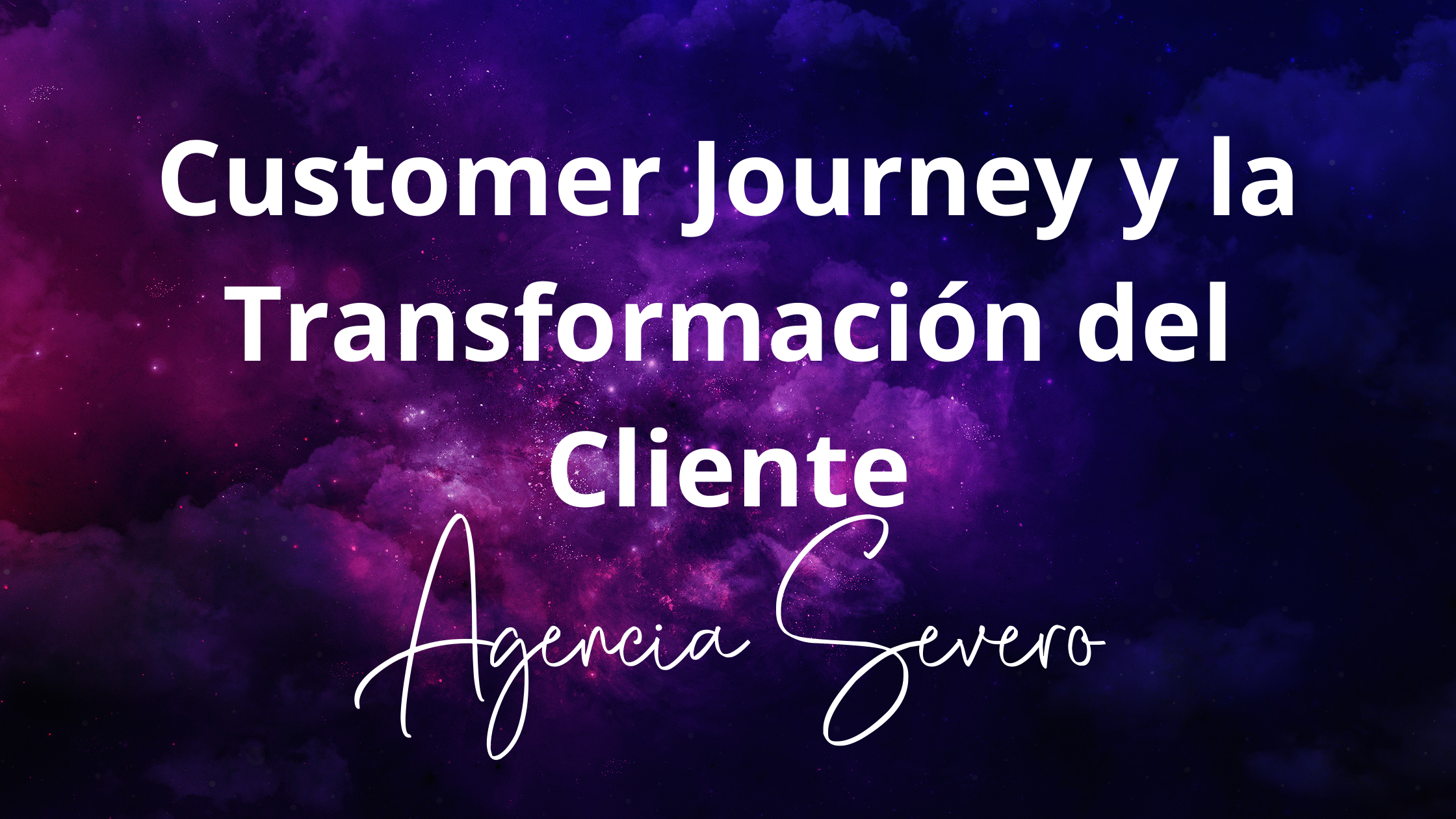 Customer Journey y la transformación del cliente